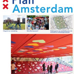 Plan Amsterdam ontwikkelbuurten